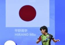 中国勢を破り、17歳でアジア選手権を制した平野
