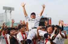 東京六大学を制した勢いのまま全日本大学野球選手権も優勝した立教大