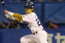 プロ2年目の2005年にシーズン202安打を放ち、首位打者に輝いた青木宣親