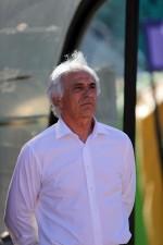 新しい布陣でイラク戦に臨んだハリルホジッチ監督