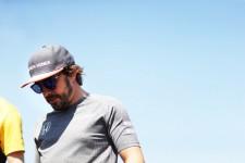アゼルバイジャンGPで9位入賞を果たしたアロンソ