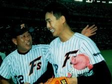 イップスを克服し、1996年には10勝をマークした岩本勉氏