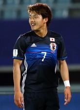 U−20W杯で4試合に出場し、3得点を挙げる活躍をした堂安律