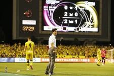 首位に立つセレッソ大阪を今季から率いるユン・ジョンファン監督