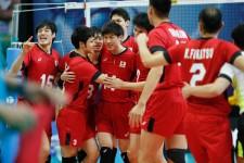 エース・石川と新戦力の活躍で世界選手権出場を決めた全日本男子