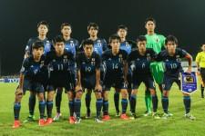 U−17W杯の出場権を獲得した昨年のアジアU−16選手権で奮闘した面々