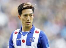 オランダリーグで2年目のシーズンを迎える小林祐希