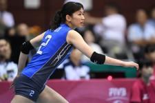 いきなり強いぞ、中田ジャパン。女子バレーが6年ぶりにブラジルを撃破