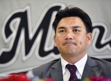 今シーズン限りでの引退を表明したロッテ・井口資仁