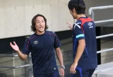 今季限りでの現役引退を発表した石川直宏(FC東京)