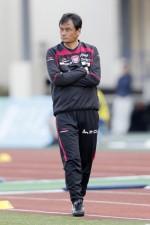 J1昇格を目指すファジアーノ岡山の長澤徹監督