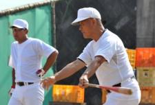 甲子園で監督最多となる63勝を記録している智弁和歌山・高嶋仁監督