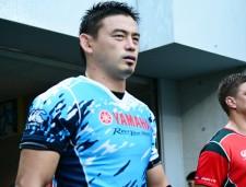 五郎丸が2シーズンぶりにトップリーグに帰ってきた