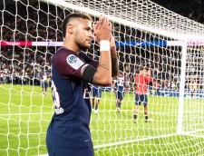 PSGホームお披露目試合で2ゴールと大爆発のネイマール