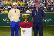前回(2015年)は韓国で開催され、米国選抜が僅差で勝利した