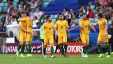 難敵オーストラリア相手に日本は勝てるか。photo by Getty Images