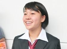 女子ラグビーW杯で「ベスト15」に選ばれた17歳の津久井萌