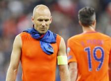 オランダはまだ33歳のロッベンに頼らざるを得ないのか