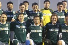 豪華なメンバーが顔をそろえた永井秀樹の引退試合