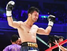 日本人ふたり目の世界ミドル級王者に輝いた村田諒太