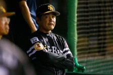 2年ぶりの日本一奪還に燃える、ソフトバンク・工藤公康監督