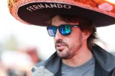 メキシコGPでアロンソは上位に食い込める手応えを感じていた