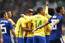 3−1というスコア以上に日本代表を圧倒したブラジル代表