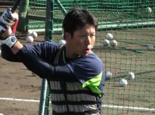 山田哲人も今までで一番の練習量だったと充実した表情で語っていた
