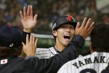 アジアプロ野球チャンピオンシップでMVPに輝いた外崎修汰