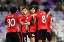クラブW杯5位決定戦で勝利した浦和レッズ