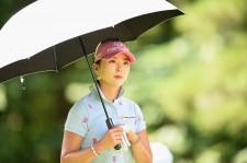 今季から日本ツアー本格参戦を果たしたユン・チェヨン