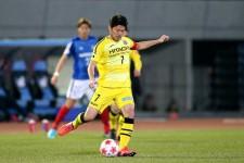 天皇杯準決勝を戦う大谷秀和(柏レイソル)。横浜F・マリノスに1対2で敗れた