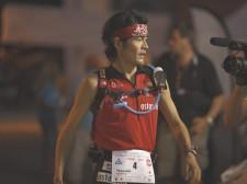 2009年、UTMBで3位となった鏑木毅