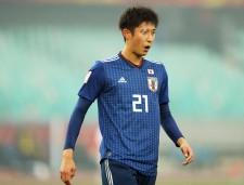 チーム最年少の18歳で招集されたジュビロ磐田の伊藤洋輝