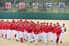 2月1日、プロ野球春季キャンプが一斉にスタートする
