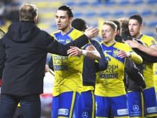 ベルギー1部リーグに所属する中小クラブ「シント=トロイデン」