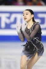 初出場のファイナルで初優勝した紀平梨花
