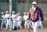 早大野球部新監督・小宮山悟の覚悟。「本気にならないヤツは使わない」