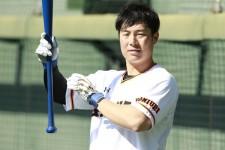昨年ファームで本塁打王、打点王の二冠を達成した巨人・和田恋