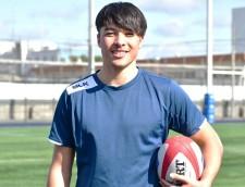 高校卒業後はニュージーランドのクラブチームでプレーするメイン平