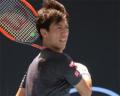 錦織 世界ランク8位へ後退、チリッチは7位へ浮上<男子テニス>