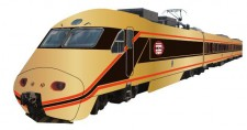 台湾の特急列車「自強号」が東武鉄道「日光詣スペーシア」のデザインに