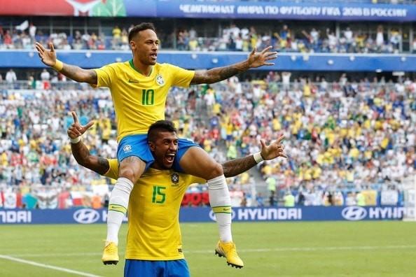 [ロシアW杯#53]メキシコの勇猛果敢な戦略に苦戦も…… 「4年前のリベンジ」に前進したブラジル