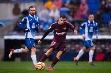 バルセロナに移籍したコウチーニョ photo/Getty Images