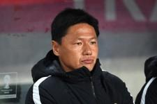 鹿島の指揮官として勝負の2シーズン目を迎えた大岩監督 photo/Getty Images