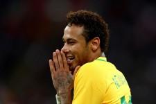 ブラジルの至宝・ネイマール photo/Getty Images