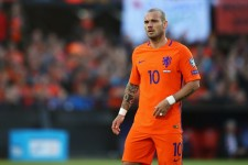 オランダを代表する名手スナイデル photo/Getty Images