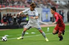 ガンバ大阪で活躍するファン・ウィジョ photo/Getty Images