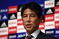 日本代表の新指揮官に就任した西野氏 photo/Getty Images