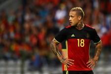 ベルギー代表からナインゴラン photo/Getty Images